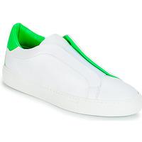 Boty Ženy Nízké tenisky KLOM KISS Bílá / Zelená