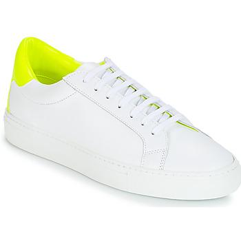 Boty Ženy Nízké tenisky KLOM KEEP Bílá / Žlutá