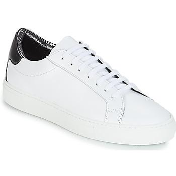Boty Ženy Nízké tenisky KLOM KEEP Bílá / Stříbřitá
