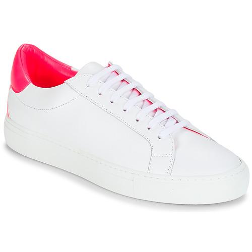 Boty Ženy Nízké tenisky KLOM KEEP Bílá / Růžová