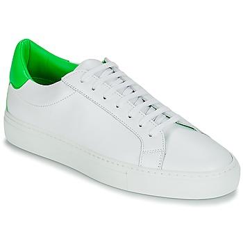 Boty Ženy Nízké tenisky KLOM KEEP Bílá / Zelená
