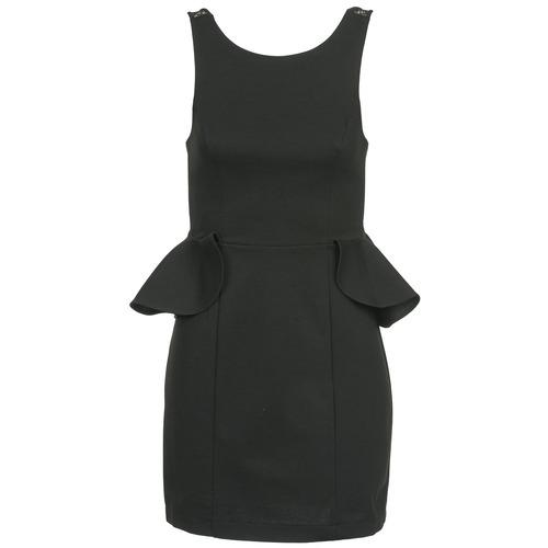 Textil Ženy Krátké šaty BCBGeneration HURNA Černá