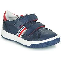 Boty Chlapecké Nízké tenisky GBB NEVIS Modrá