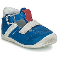 Boty Chlapecké Sandály GBB BALILO Modrá / Šedá / Červená