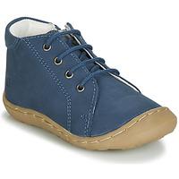Boty Chlapecké Kotníkové tenisky GBB FREDDO Modrá