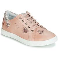Boty Dívčí Nízké tenisky GBB ASTOLA Růžová