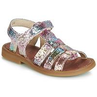 Boty Dívčí Sandály GBB KATAGAMI Vícebarevná