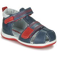 Boty Chlapecké Sandály Catimini BALIMO Tmavě modrá