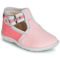Boty Dívčí Papuče GBB GARALA Růžová