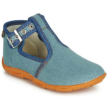 Boty Chlapecké Papuče GBB SAPPO Modrá