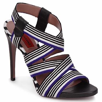 Boty Ženy Sandály Missoni RM19 Modrá / Bílá