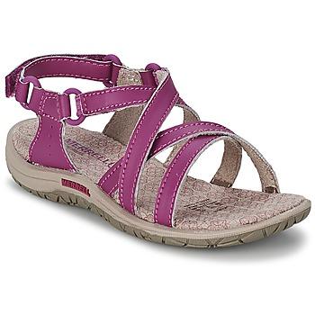 Merrell Sportovní sandály JAZMIN KIDS - Fialová