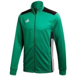 Textil Muži Teplákové bundy adidas Originals Regista 18 Pes Zelená