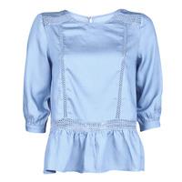 Textil Ženy Halenky / Blůzy Betty London KOCLE Modrá