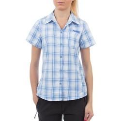 Textil Ženy Košile / Halenky Regatta Tiro Vivid Viola RWS025-48V blue