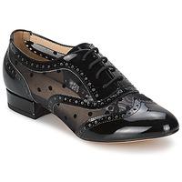 Boty Ženy Šněrovací společenská obuv Fericelli ABIAJE Černá