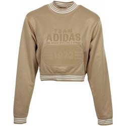 Textil Ženy Mikiny adidas Originals Fashion League Sweat Zlatá