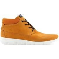 Boty Muži Kotníkové boty Ecco Mens  Calgary 834334-59685 brown