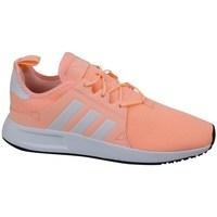 Boty Děti Nízké tenisky adidas Originals X Plr J Růžové