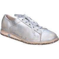 Boty Ženy Nízké tenisky Moma BT47 Stříbrný