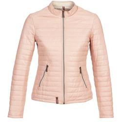 Textil Ženy Kožené bundy / imitace kůže Oakwood 61435 Růžová
