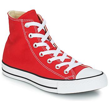 Boty Kotníkové tenisky Converse CHUCK TAYLOR ALL STAR CORE HI Červená