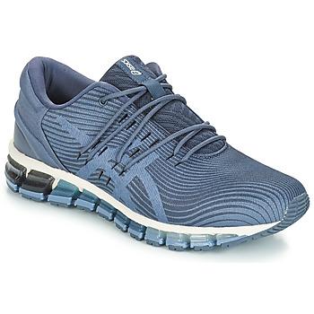 Boty Muži Nízké tenisky Asics GEL-QUANTUM 360 5 Modrá