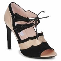Boty Ženy Sandály Moschino MA1601 Černá