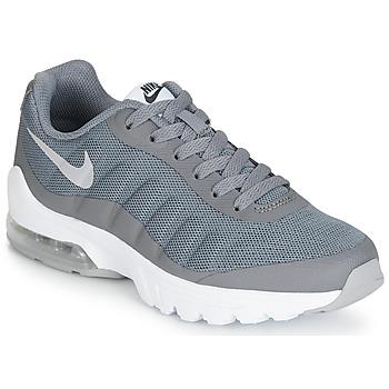 Boty Chlapecké Nízké tenisky Nike AIR MAX INVIGOR GS Šedá