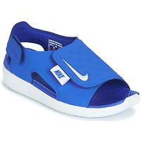 Boty Chlapecké Sandály Nike SUNRAY ADJUST 5 Modrá