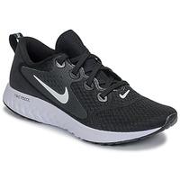 Boty Ženy Běžecké / Krosové boty Nike REBEL REACT Černá / Bílá