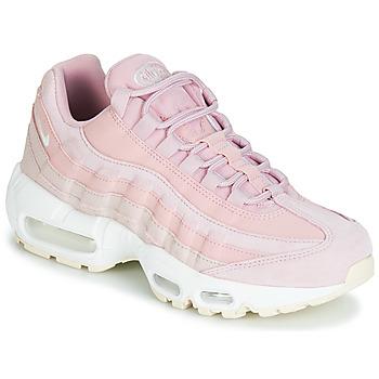 Boty Ženy Nízké tenisky Nike AIR MAX 95 PREMIUM W Růžová