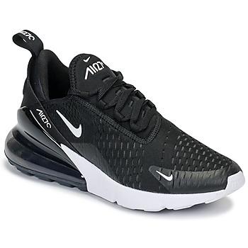 Boty Ženy Nízké tenisky Nike AIR MAX 270 W Černá / Bílá