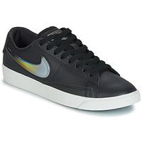 Boty Ženy Nízké tenisky Nike BLAZER LOW LX W Černá / Stříbřitá