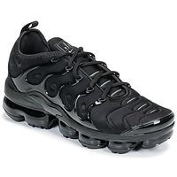 Boty Muži Nízké tenisky Nike AIR VAPORMAX PLUS Černá